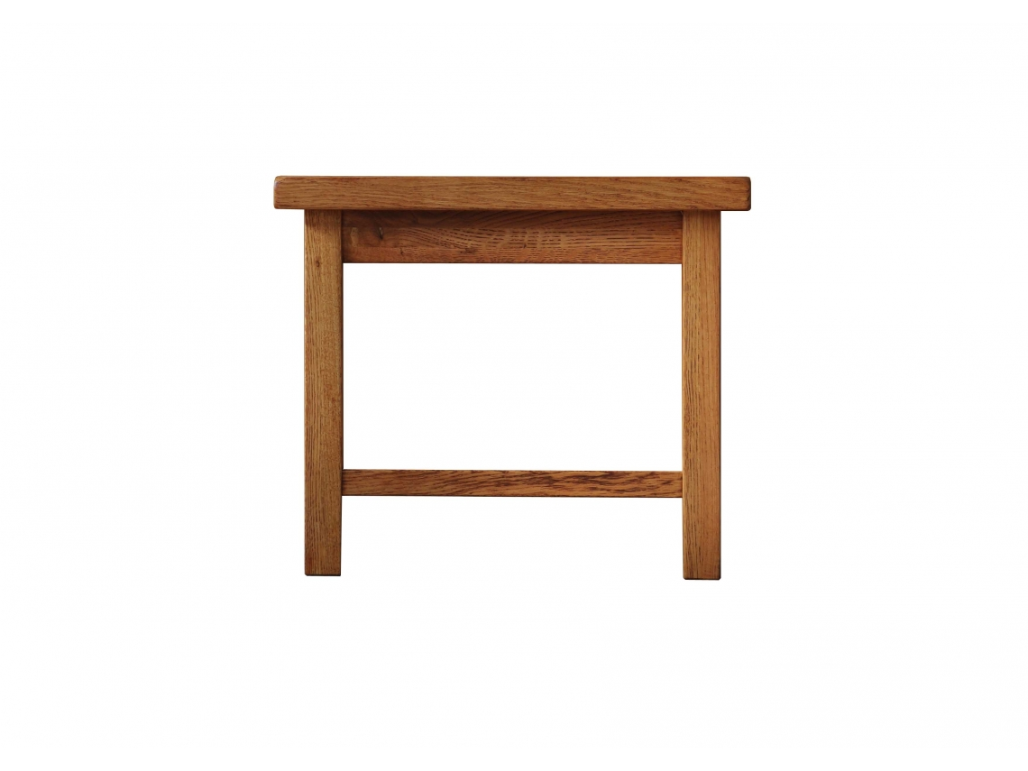 Golden oak coffee table for Furniture 2 go